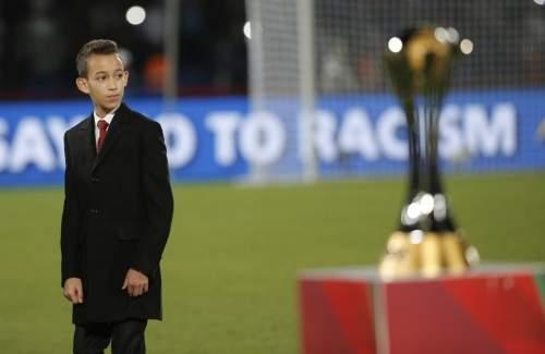 Мадридский «Реал» выиграл клубный состязание мира