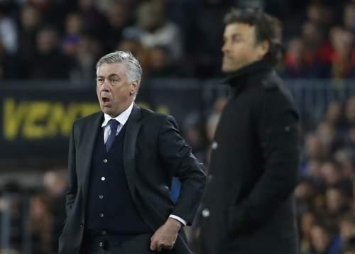 «Барселона» победила «Реал» вкласико