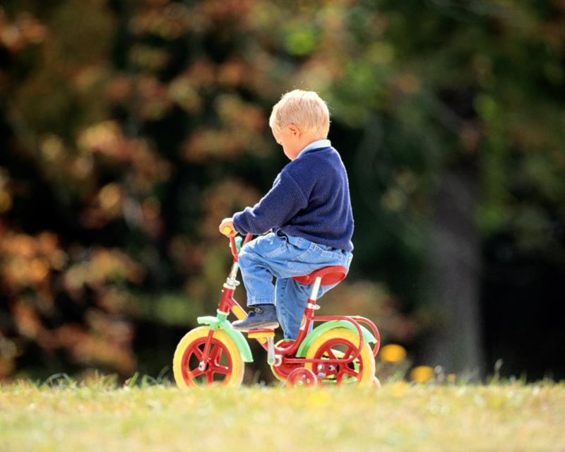 Детский велосипед: секреты правильно выбора
