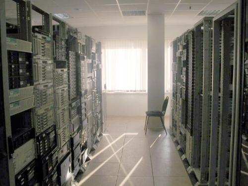 Абсолютно не сложное размещение серверов
